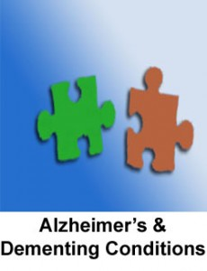 Alheimer's & Dementing Conditions